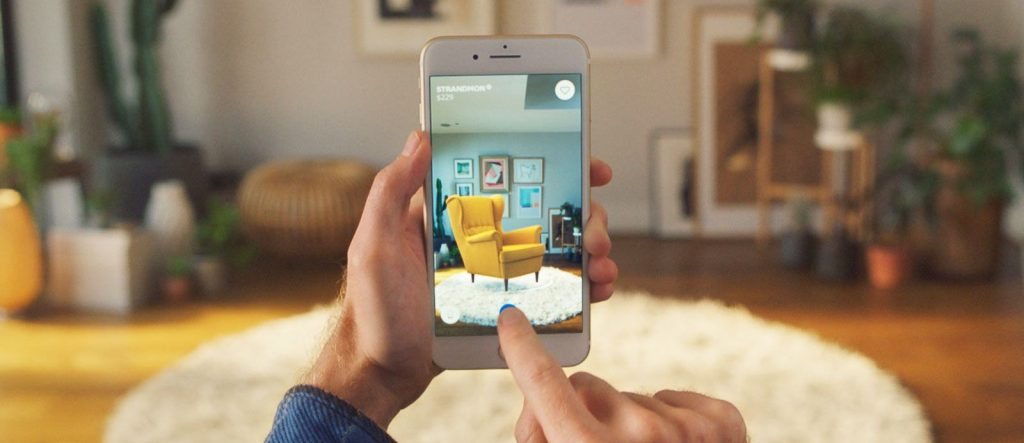 Augmented reality ecommerce, 3D ecommerce